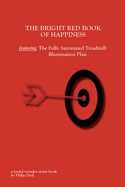 THE BRIGHT RED BOOK OF HAPPINESS